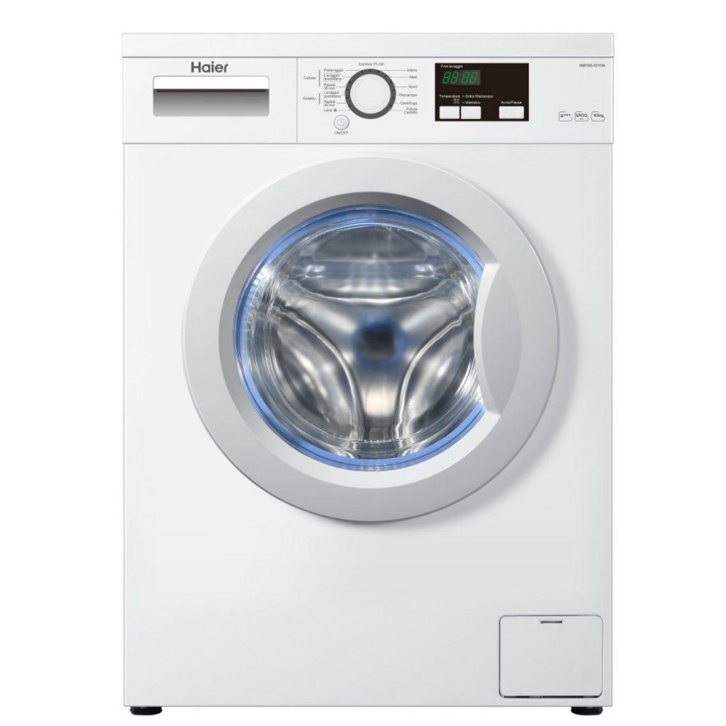 Haier wasmachine